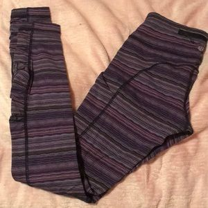 Lululemon speed up tight sz 4 great condition